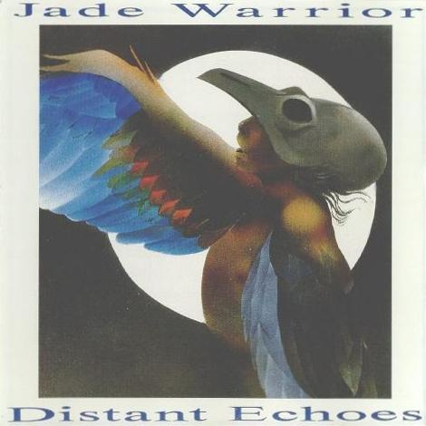 Jade Warrior Distant Echoes  album cover