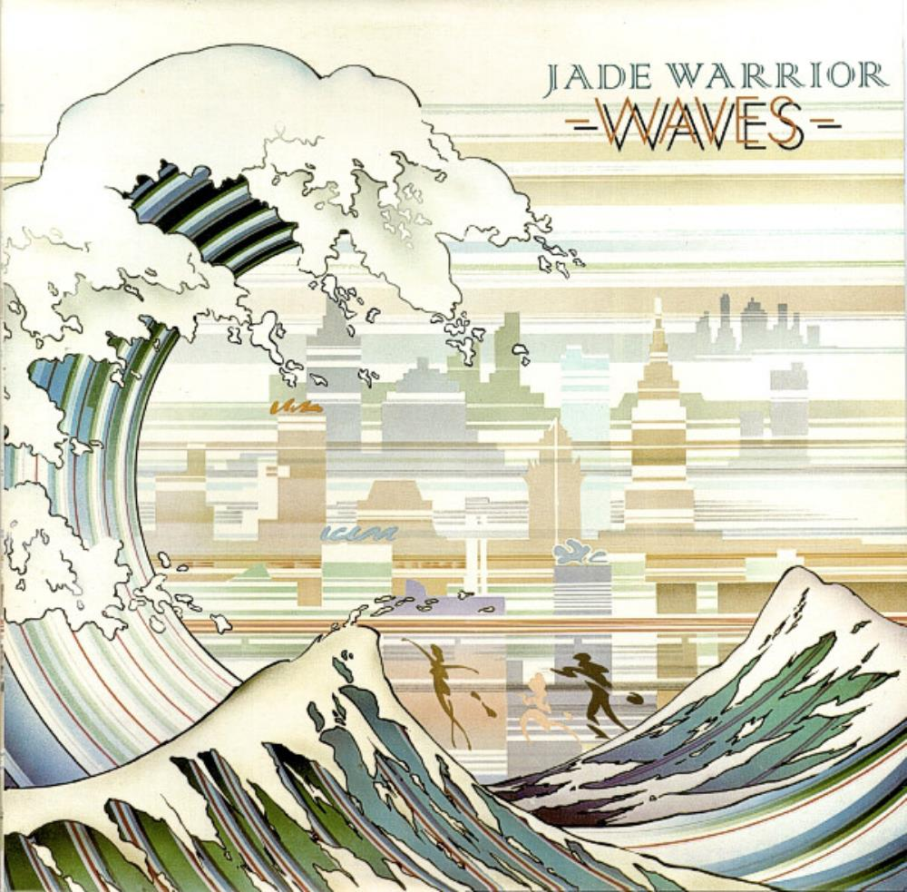 Warriors Imagine Dragons Guitar Cover: JADE WARRIOR Waves Reviews