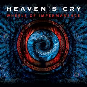 Heaven's Cry - Wheels of Impermanence CD (album) cover