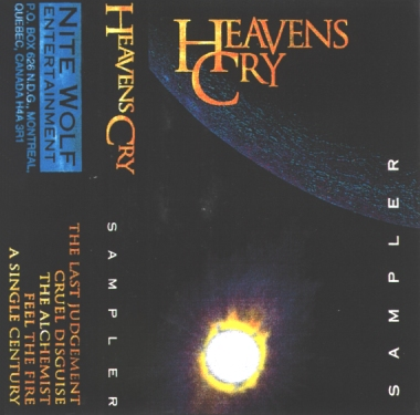 Heaven's Cry Demo Sampler album cover