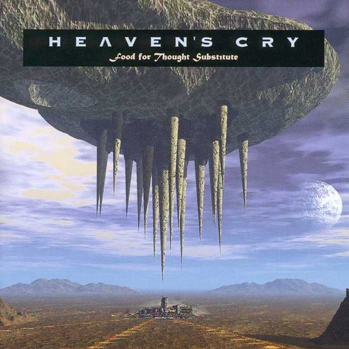 Heaven's Cry - Food For Thought Substitute CD (album) cover