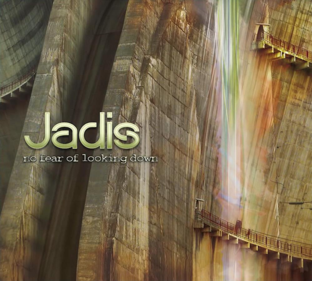 No Fear Of Looking Down by JADIS album cover