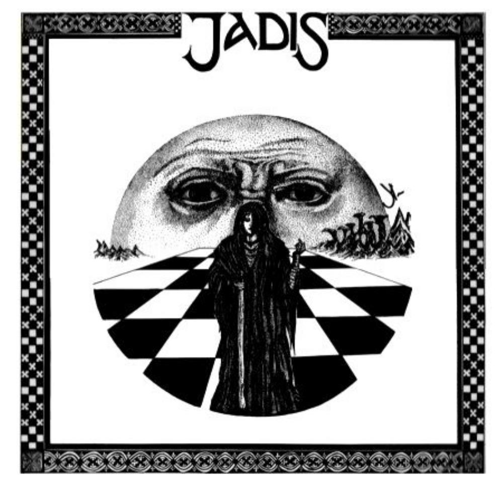 Jadis - Jadis CD (album) cover