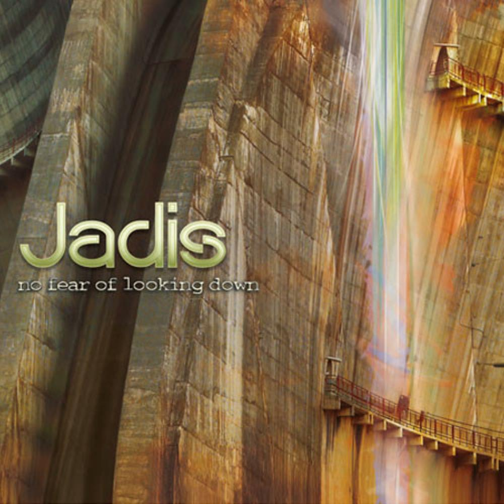 Jadis No Fear Of Looking Down album cover