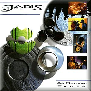 Jadis - As Daylight Fades  CD (album) cover