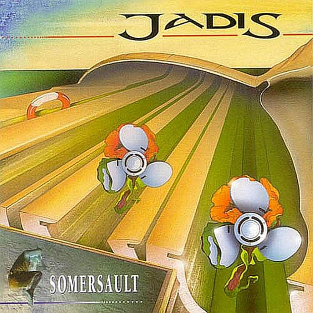 Jadis Somersault album cover