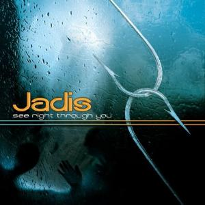 Jadis - See Right Through You CD (album) cover