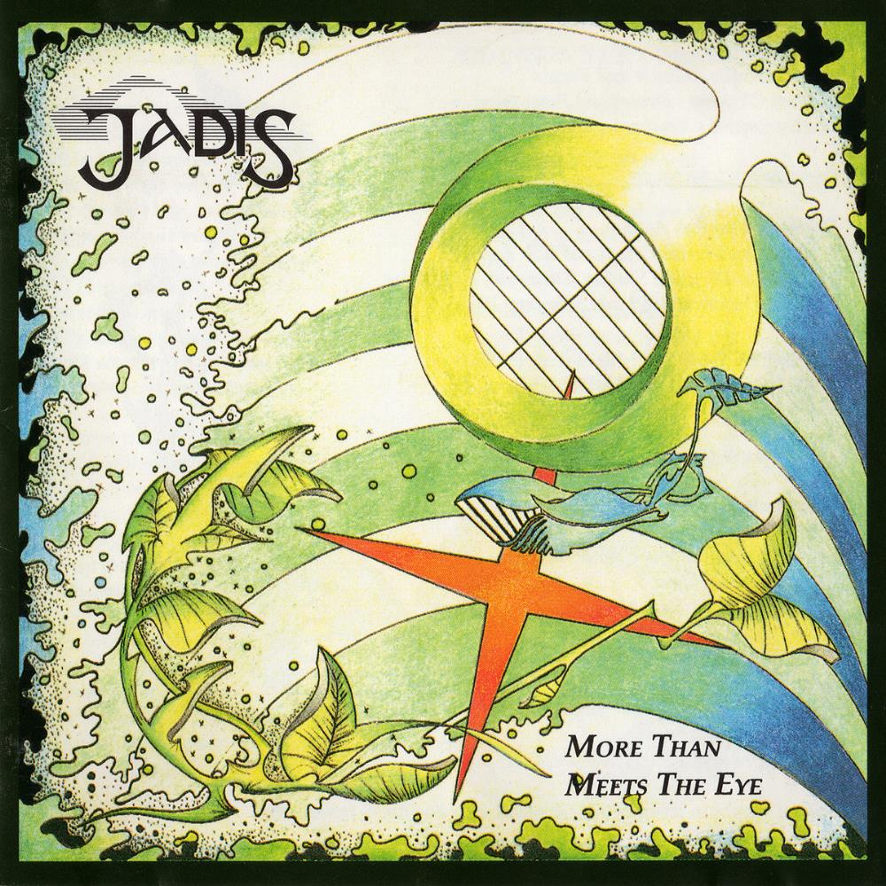 Jadis - More Than Meets The Eye CD (album) cover