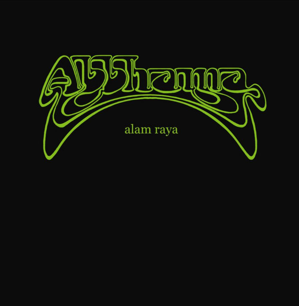 Abbhama - Alam Raya CD (album) cover
