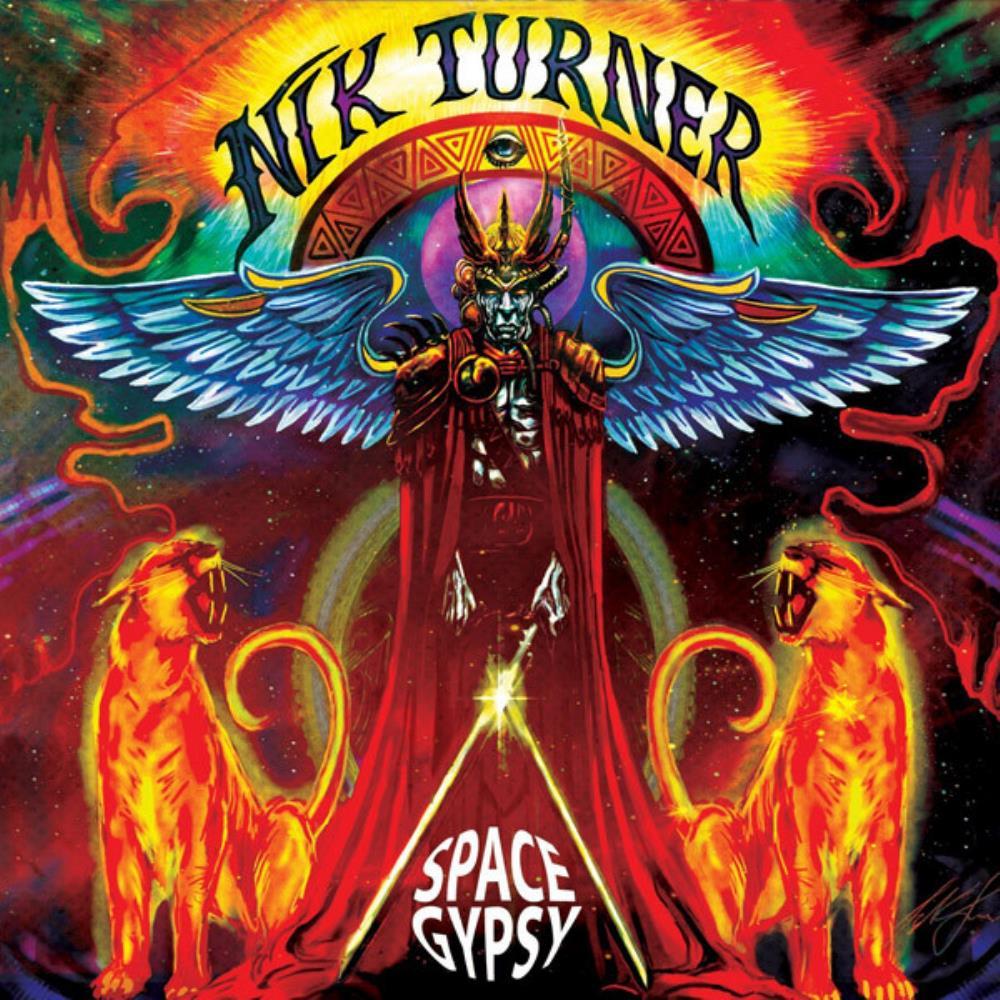 Space Gypsy by TURNER, NIK album cover