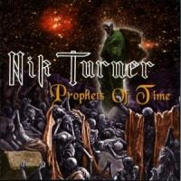 Nik Turner Prophets Of Time album cover