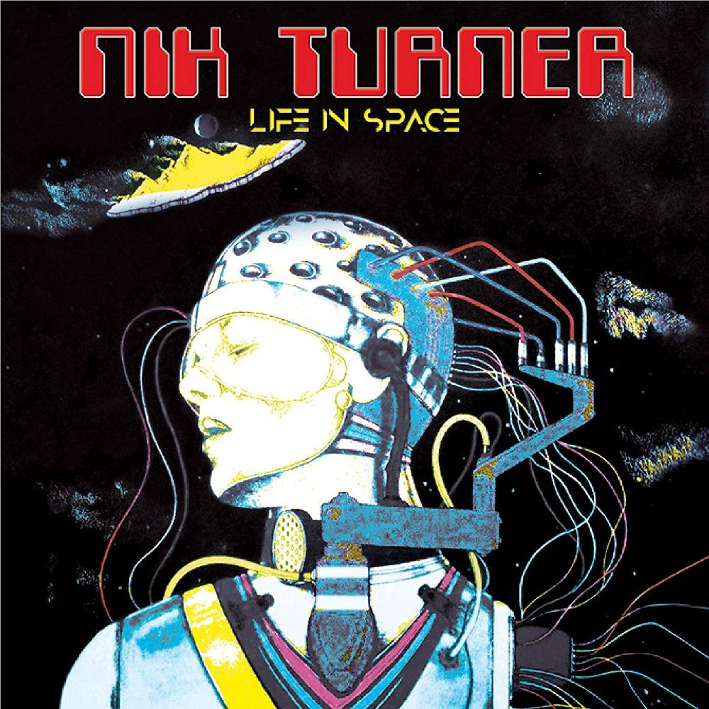 Life In Space by TURNER, NIK album cover