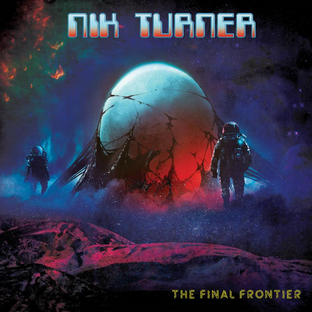 The Final Frontier by TURNER, NIK album cover