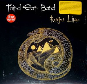 Third Ear Band - Raga Live CD (album) cover