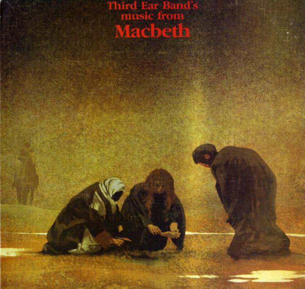 Third Ear Band - Music From Macbeth CD (album) cover