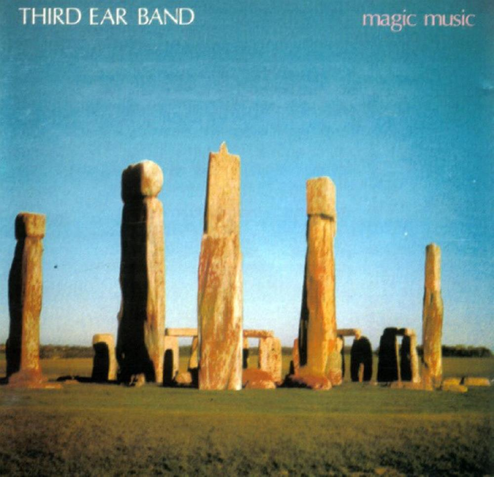 Third Ear Band - Magic Music CD (album) cover
