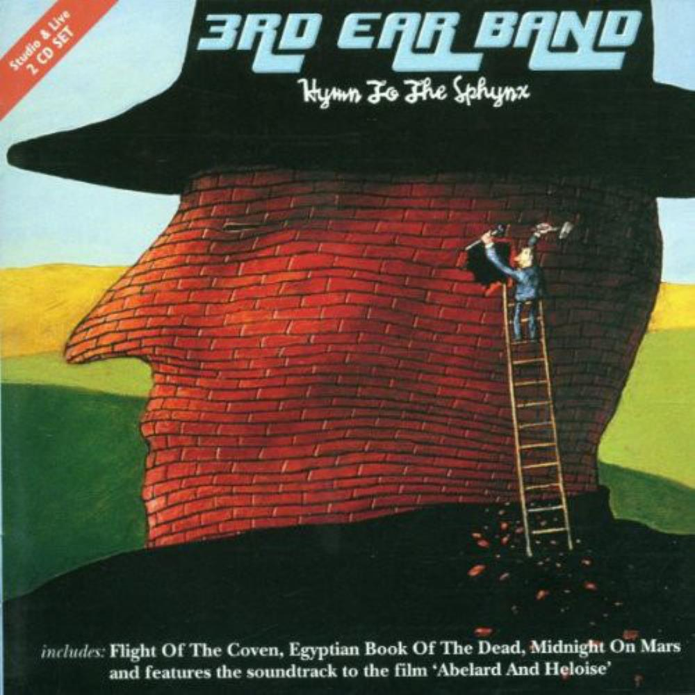 Hymn to the Sphynx by THIRD EAR BAND album cover