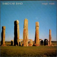 Magic Music by THIRD EAR BAND album cover