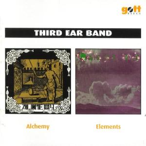 Third Ear Band Alchemy / Elements album cover