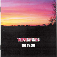 The Magus by THIRD EAR BAND album cover