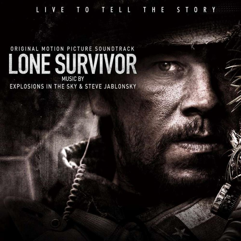 Explosions In The Sky Steve Jablonsky & Explosions In The Sky: Lone Survivor (OST) album cover