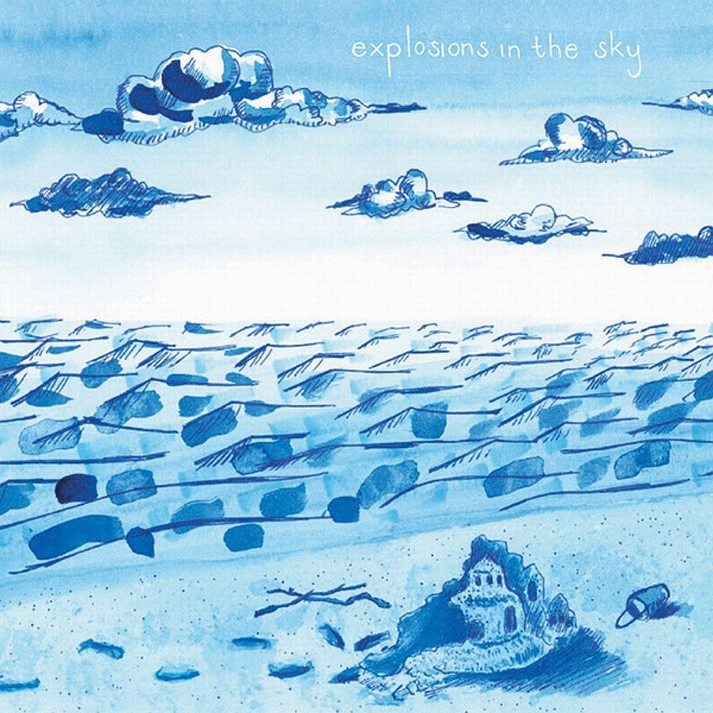 Explosions In The Sky - How Strange, Innocence CD (album) cover