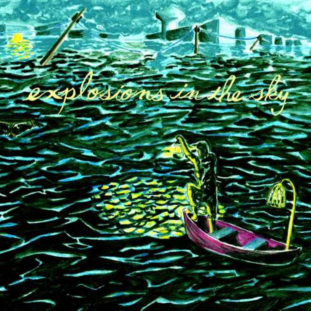 All Of A Sudden I Miss Everyone by EXPLOSIONS IN THE SKY album cover
