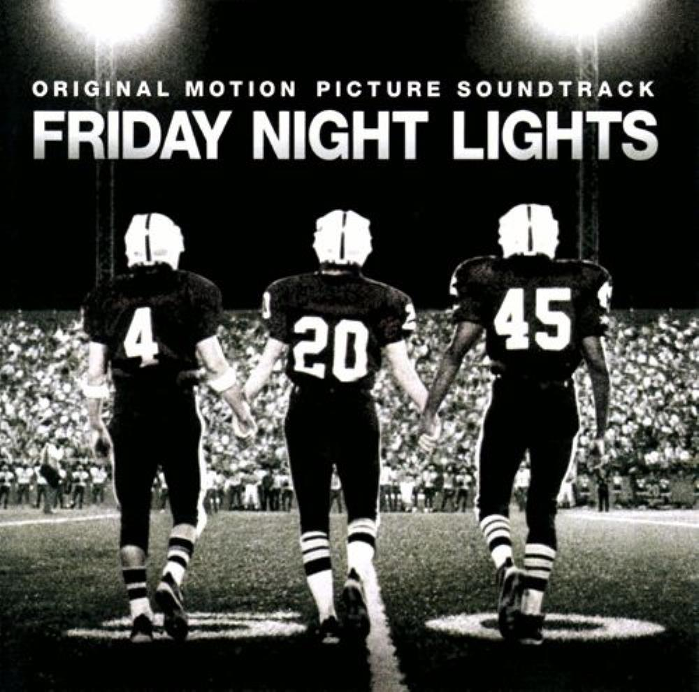 Explosions In The Sky Various: Friday Night Lights (OST) album cover
