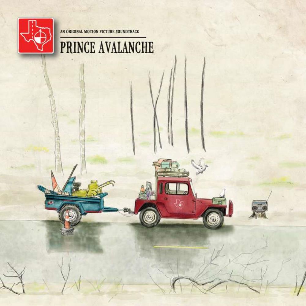 Explosions In The Sky & David Wingo: Prince Avalanche (OST) by EXPLOSIONS IN THE SKY album cover
