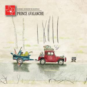 Explosions In The Sky Prince Avalanche: An Original Motion Picture Soundtrack (with David Wingo) album cover