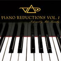 Mike Keneally Vai Piano Reductions Vol. 1 album cover
