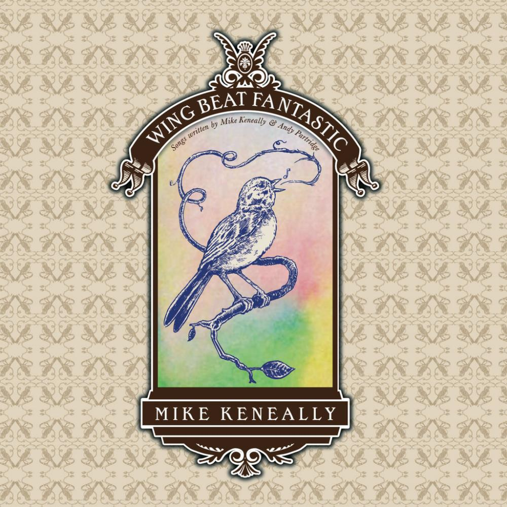 Mike Keneally - Wing Beat Fantastic CD (album) cover