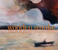 Mike Keneally Wooden Smoke album cover