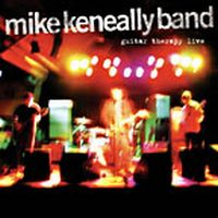 Mike Keneally Guitar Therapy Live  album cover