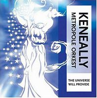 Mike Keneally - The Universe Will Provide CD (album) cover