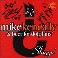 Mike Keneally - Sluggo! CD (album) cover