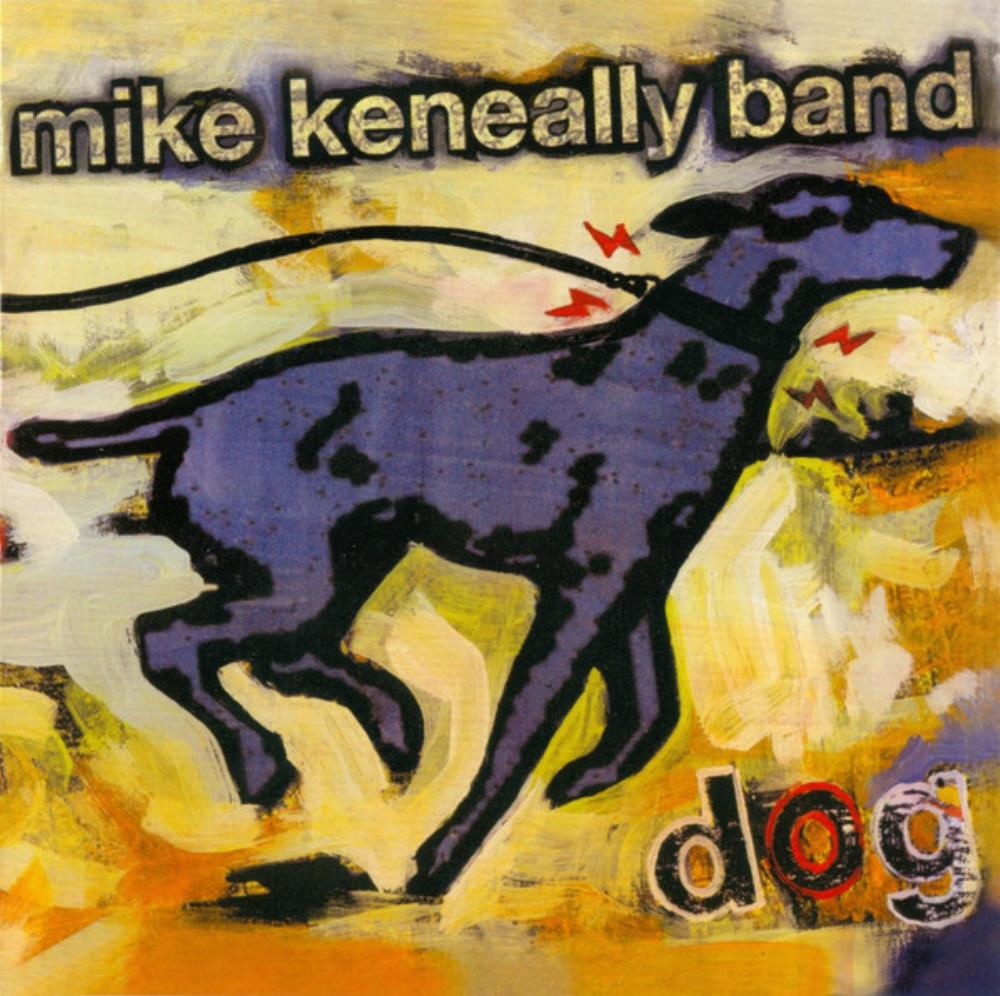 Mike Keneally Mike Keneally Band: Dog album cover