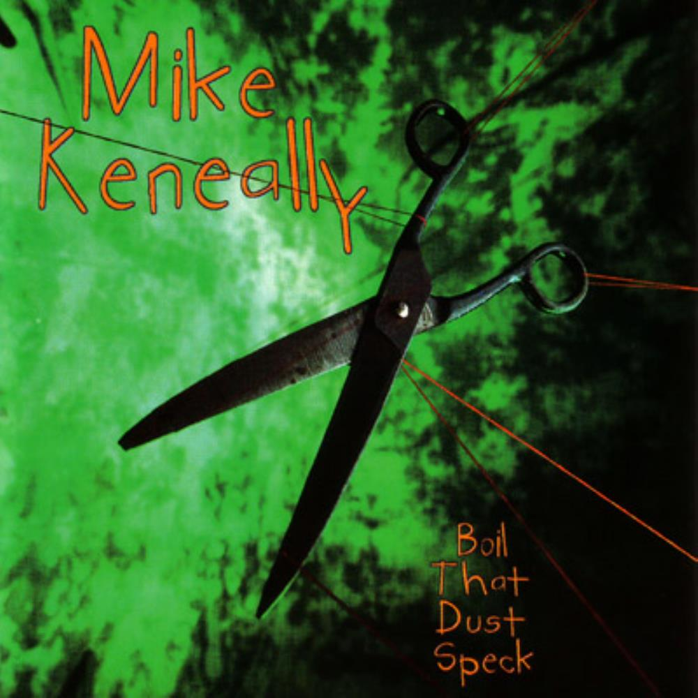 Mike Keneally Boil That Dust Speck album cover