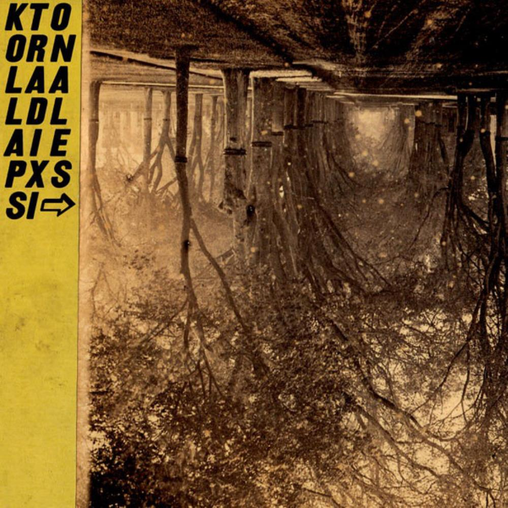 Kollaps Tradixionales by SILVER MT. ZION, A album cover