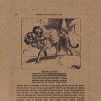 The Pretty Little Lightning Paw  E.P. by SILVER MT. ZION, A album cover