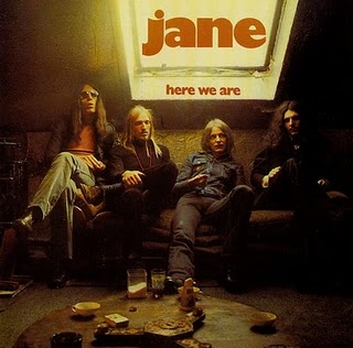 Jane - Here We Are  CD (album) cover