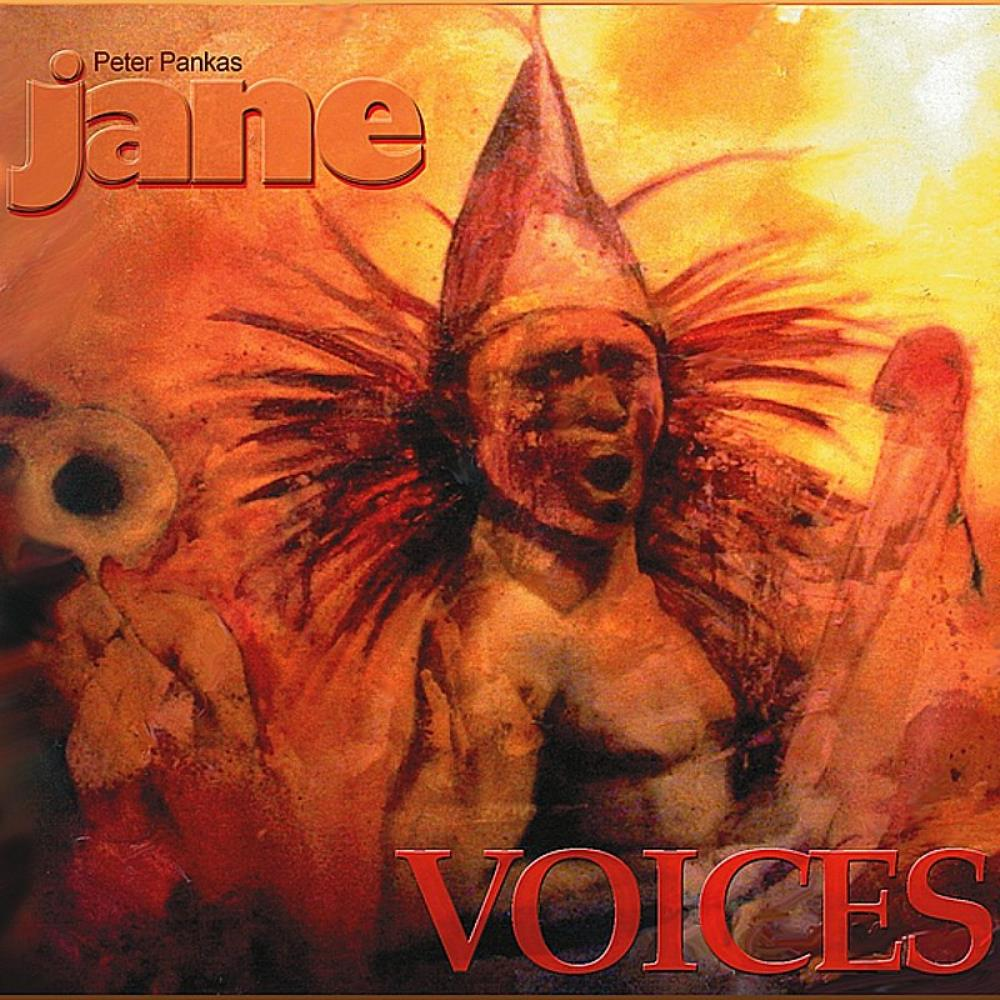 Jane - Peter Panka's Jane: Voices CD (album) cover