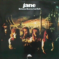 Jane - Between Heaven and Hell  CD (album) cover