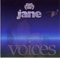 Jane - Voices CD (album) cover