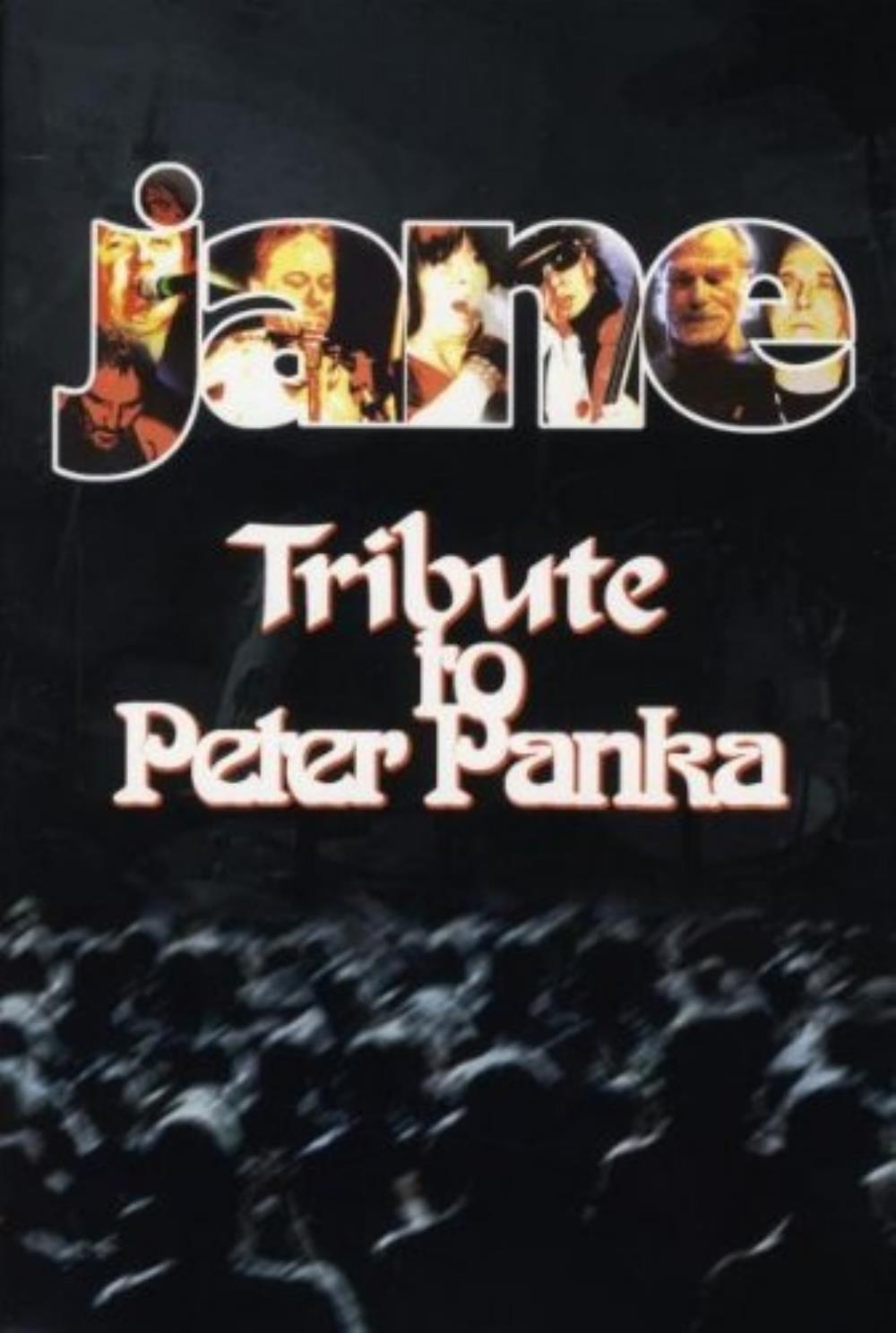 Jane Tribute To Peter Panka album cover