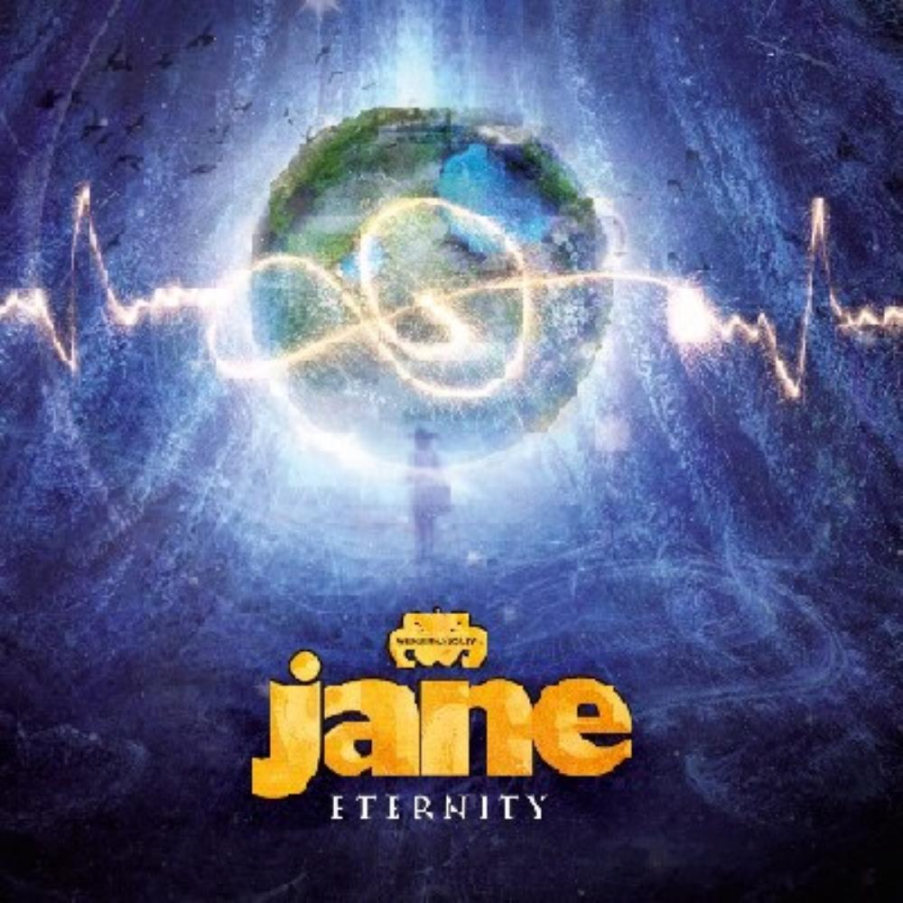 Jane Werner Nadolny's Jane: Eternity album cover