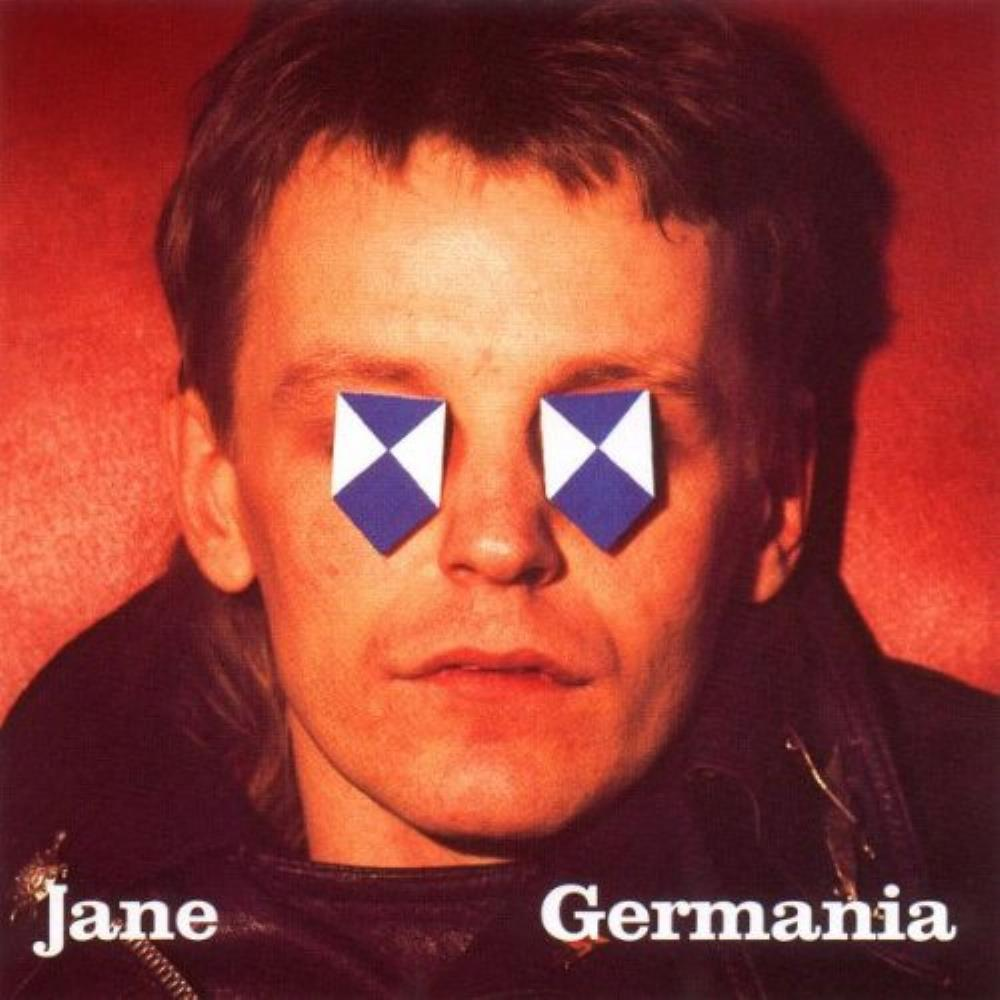Jane Germania album cover