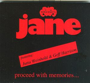 Jane proceed with memories ... album cover