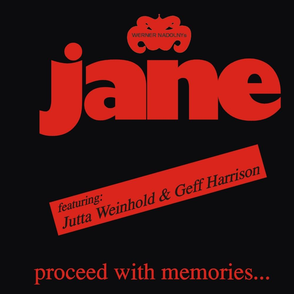 Jane Werner Nadolny's Jane: Proceed With Memories ... album cover