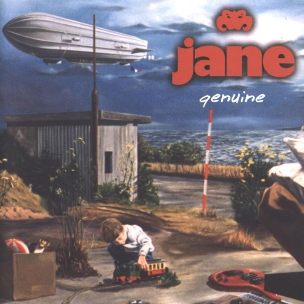 Jane Genuine album cover